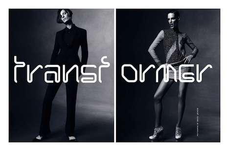 Gender-Morphing Fashion
