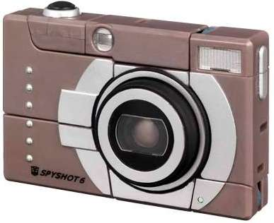 Morphing Autobot Cameras