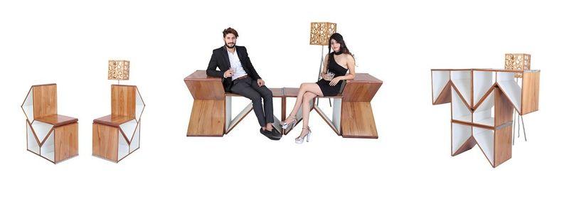Eco-Friendly Transformative Furniture