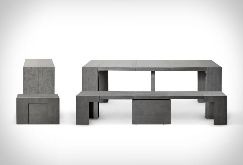 Six-in-One Dining Tables