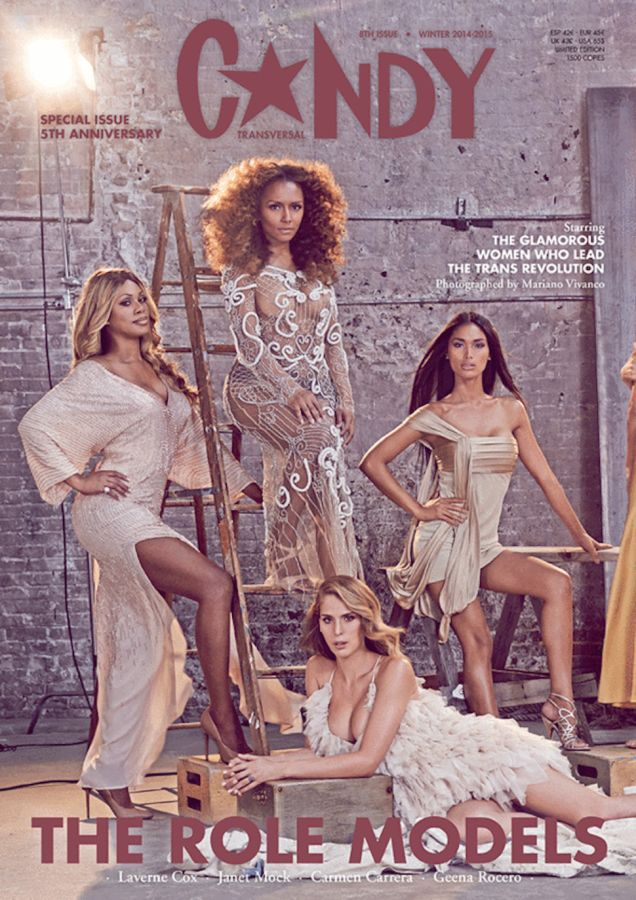 Transgender Celebrity Covers