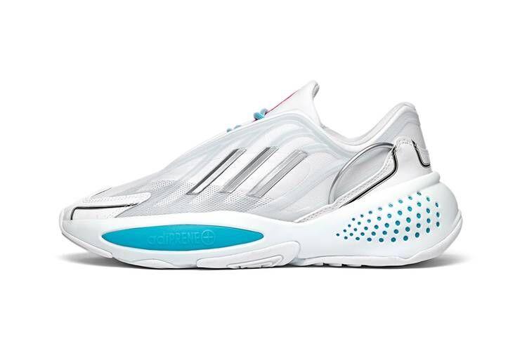 Retro Futuristic Vibrant Sneakers