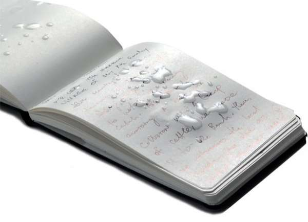 Waterproof Journals