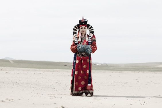 Transgender Mongolian Photography