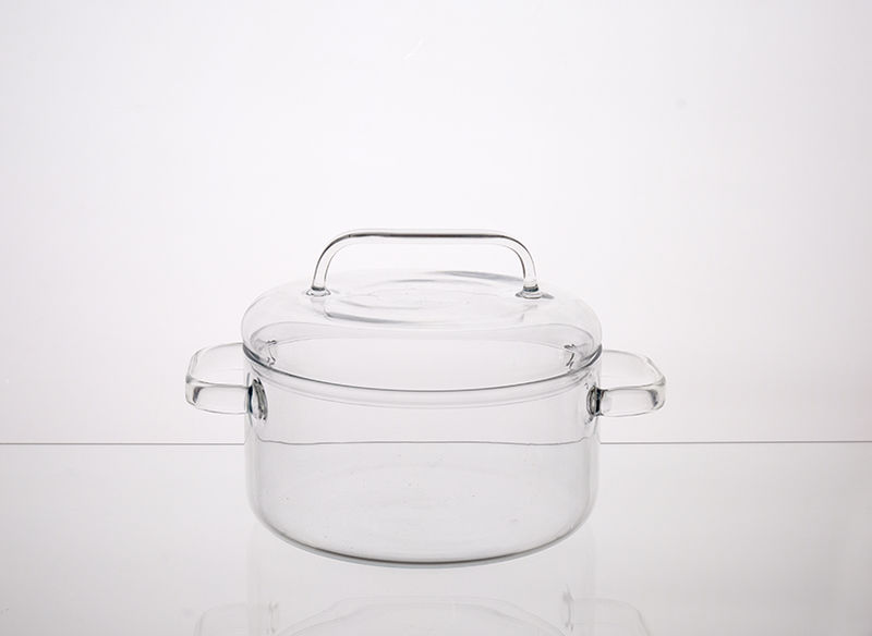 Transparent Cooking Appliances