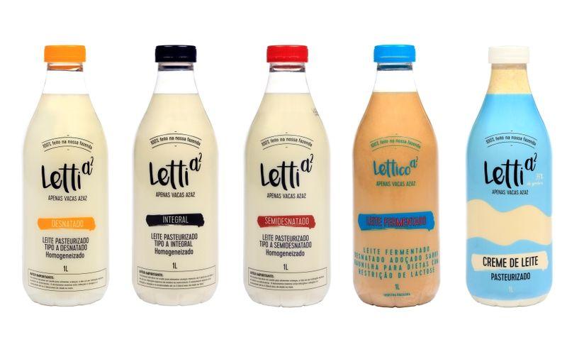 Dairy-Friendly Transparent PET Bottles