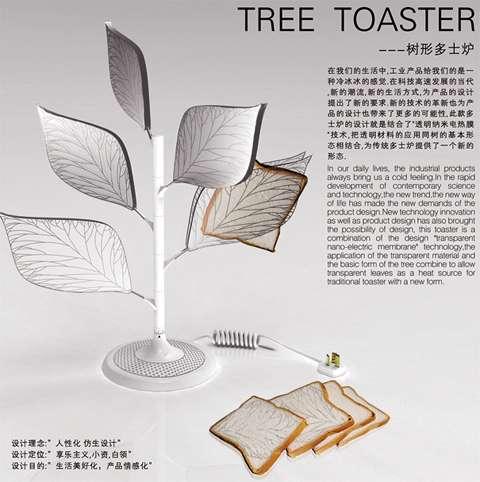 Tree-Like Toasters