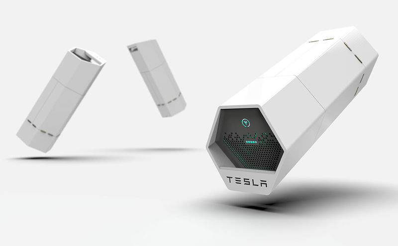 Scalable Portable Energy Units