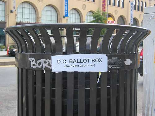 Guerrilla Election Campaigns