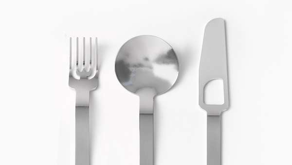 Anti-Carnivore Cutlery