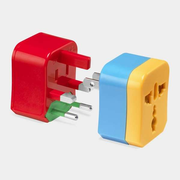 Puzzle Piece Adapter Plugs