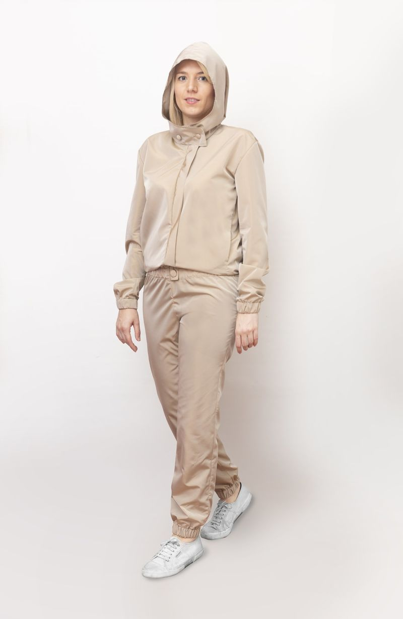 Protective Travel Jumpsuits