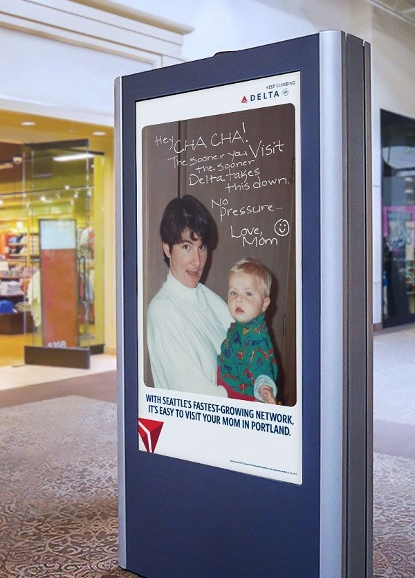 Humorous Family-Centric Travel Campaigns