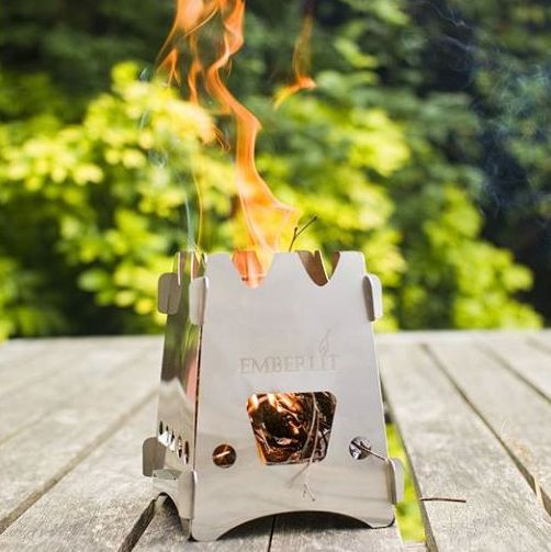 Compact Fire Stoves