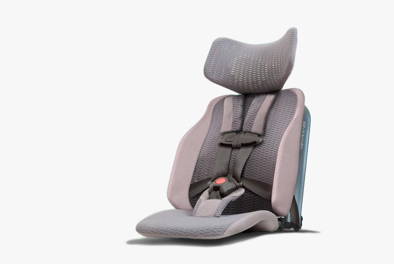 Lightweight Aluminum Car Seats