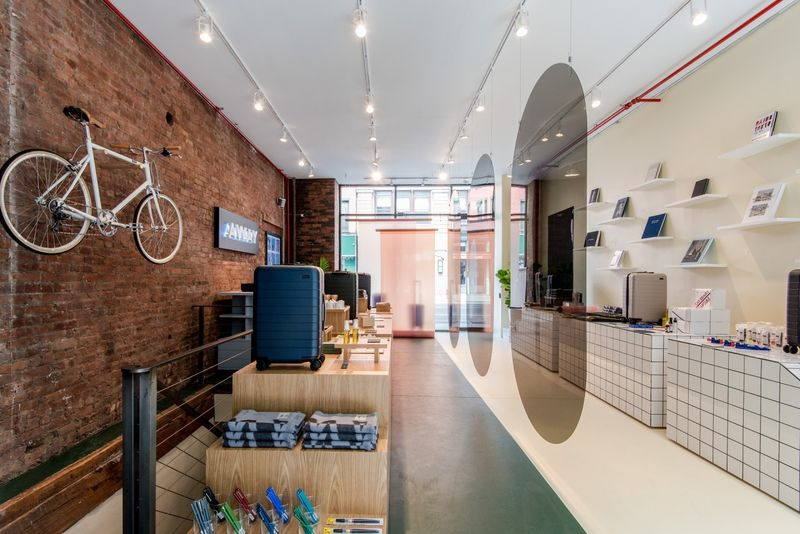 Tourist-Inspired Concept Stores : travel concept store