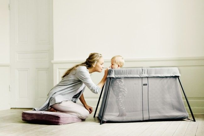 Portable Pop-Up Cribs