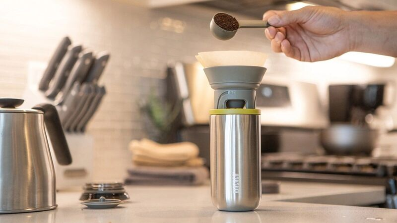Mobile Drip Coffee Mugs