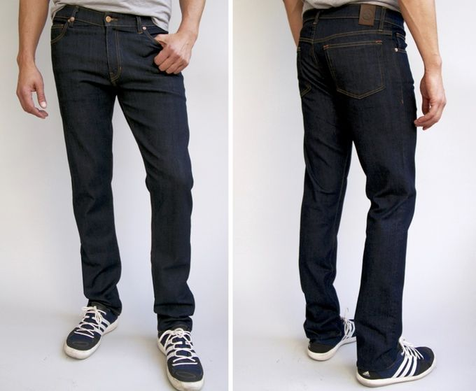Travel-Focused Jeans