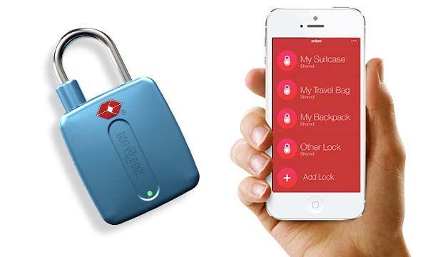 TSA-Approved Smart Locks