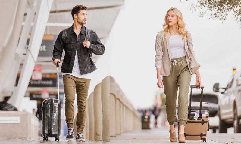 Natural Material Travel Pants : travel pants
