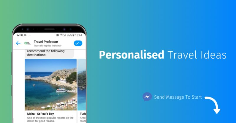 Personalized Travel Deal Chatbots