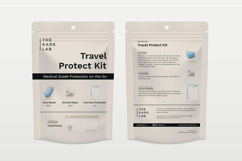 Protective Travel Kits