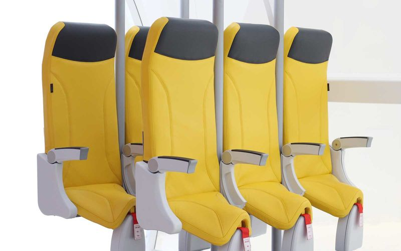 Stand-Up Airplane Seats
