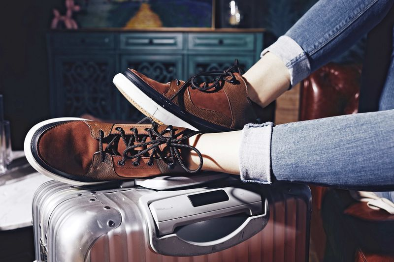 Modular Travel-Friendly Sneakers