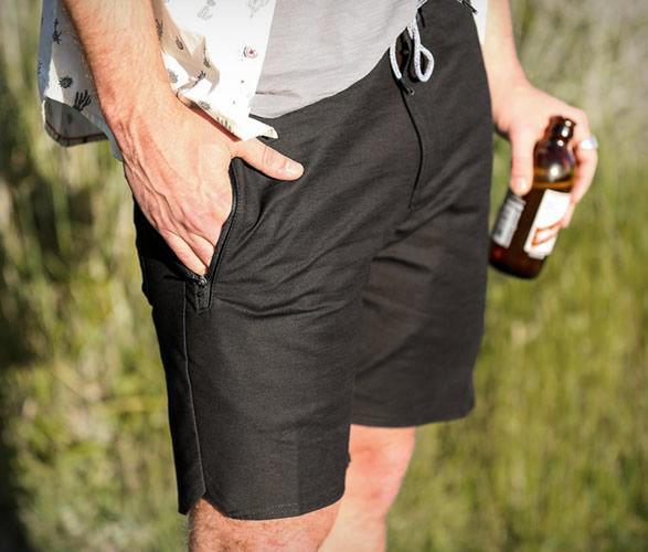 Travel-Ready Summer Shorts