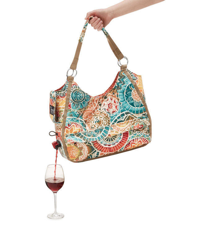 Libation-Dispensing Purses