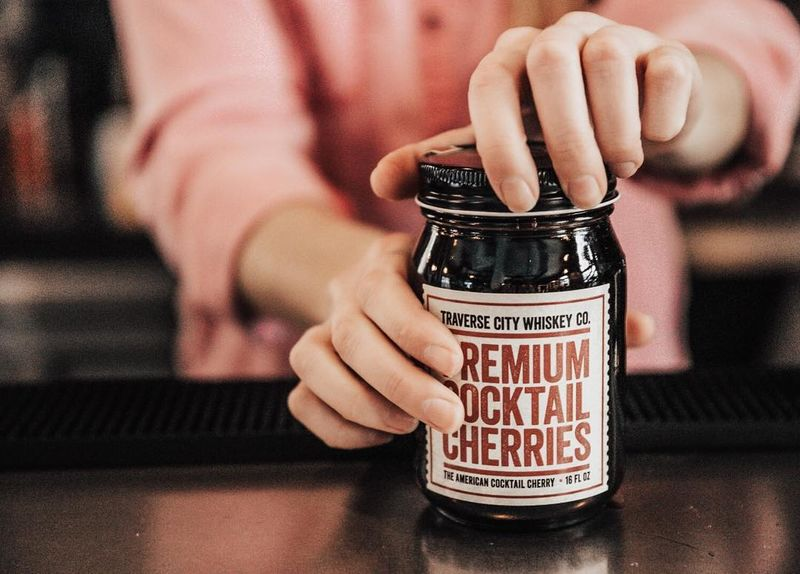 Premium Cocktail Cherries