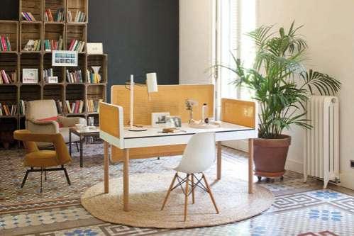 Minimalist Modular Desks