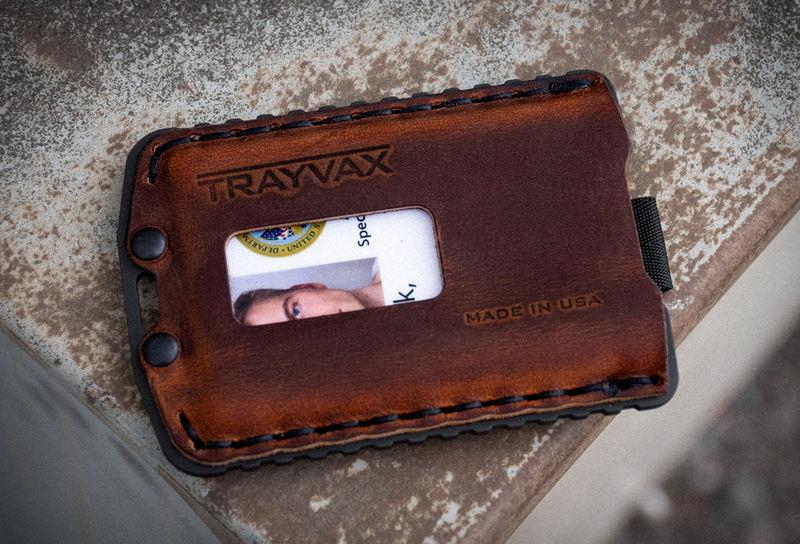 Minimalist Patina-Developing Wallets