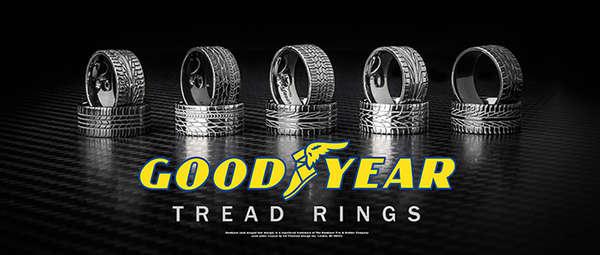 Tire Tread Accessories Rings