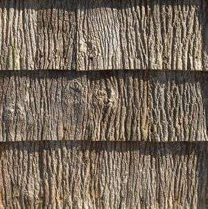 Tree Bark Shingles