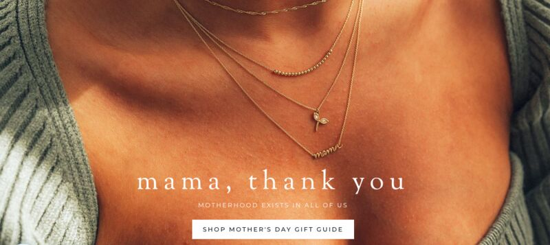 Ethical Mother's Day Jewelry