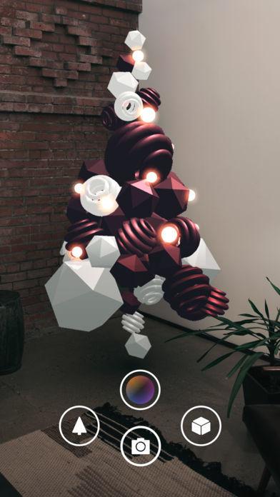 AR Holiday Tree Apps