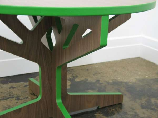 Tree Trunk Chairs