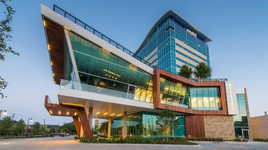 Eco-Friendly Office Buildings