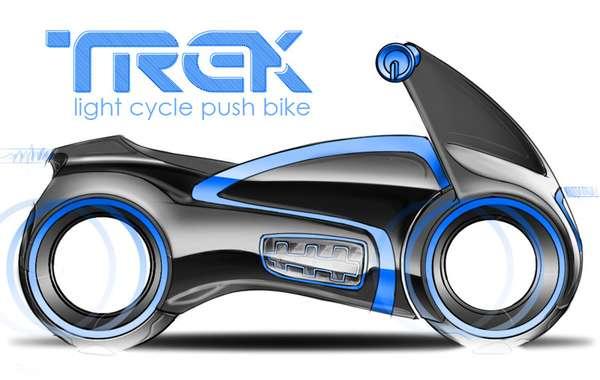 Ultramodern Training Wheels