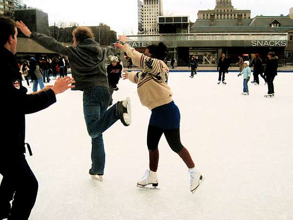 Blades of Glory: Trend Hunter Fun Day