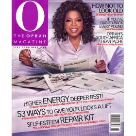Oprah Magazine: Trend Hunter Featured