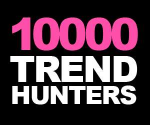 Trend Hunter Population Reaches 10,000!