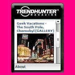 Trend Hunter Widget Gets Bigger Pictures