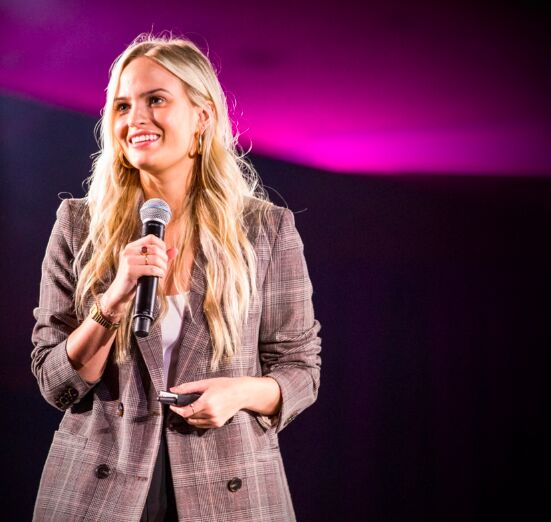 Spotlighting Futurist Courtney Scharf