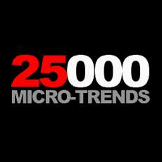 TrendHunter.com Database Reaches 25,000 Micro-Trends