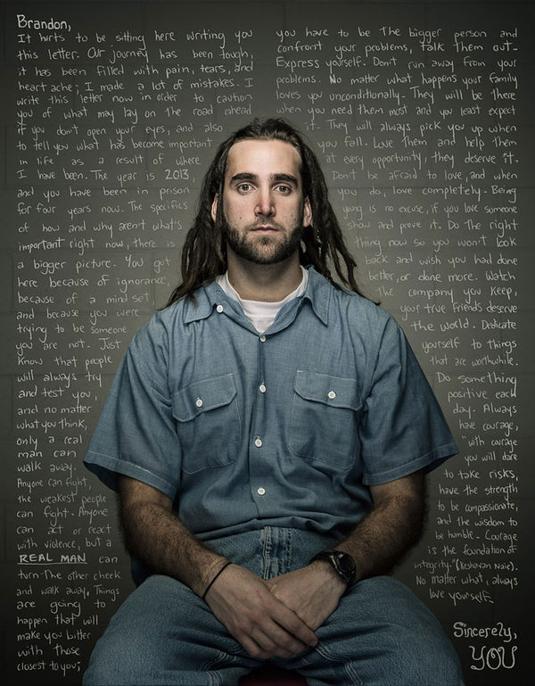Thought-Provoking Prisoner Portraits