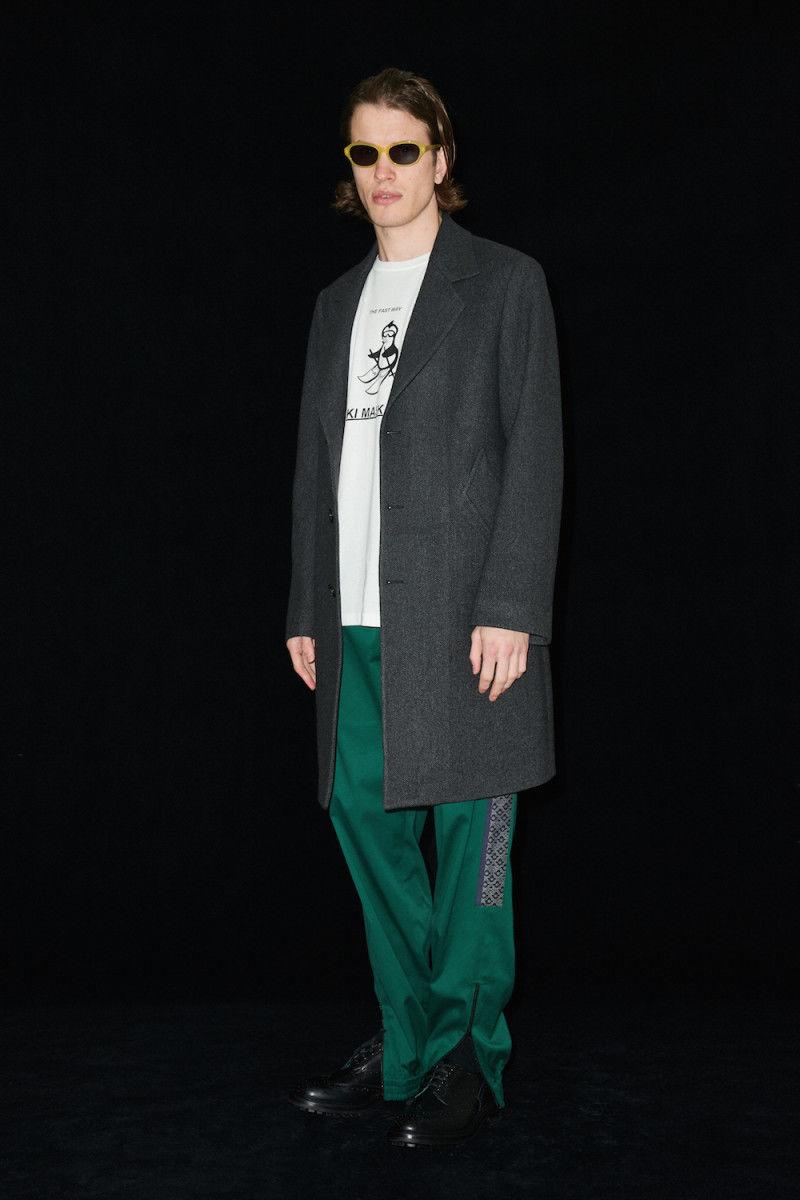 Sportswear-Inspired Modern Menswear
