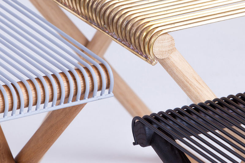 Stringed Tabletop Furniture